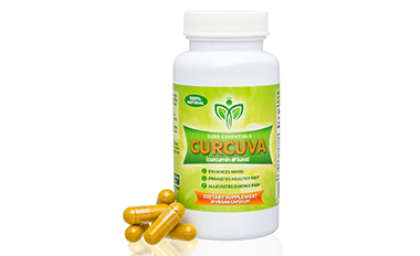 Curcuva Natural Calm Extract Product Image