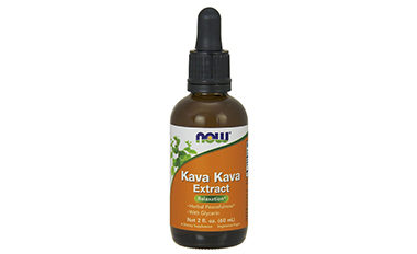 Now Kava Kava Extract Liquid Product Image