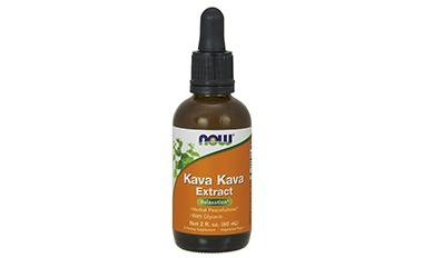 Now Kava Kava Extract Liquid Product Image