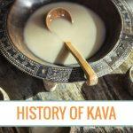 history of kava